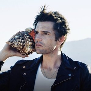 Brandon Flowers The Killers Press 2017
