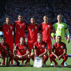 England Football Team Qualifier