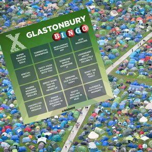 Glastonbury Bingo