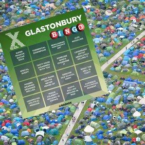 Glastonbury Bingo