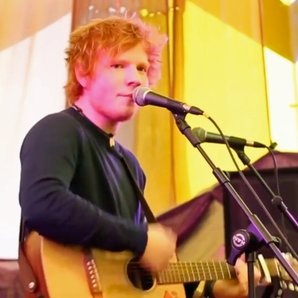 Ed Sheeran Glastonbury 2011