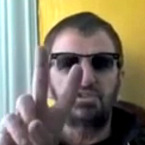 Ringo Starr fanmail video