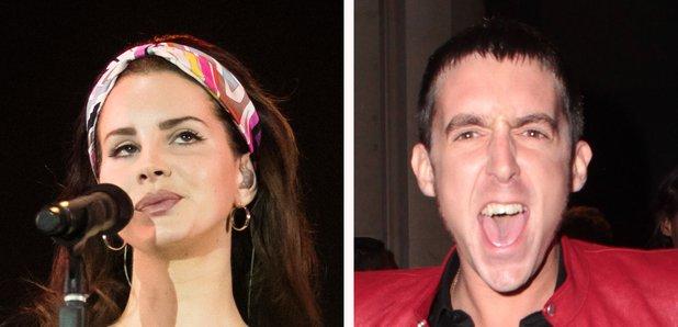 Lana Del Rey and Miles Kane