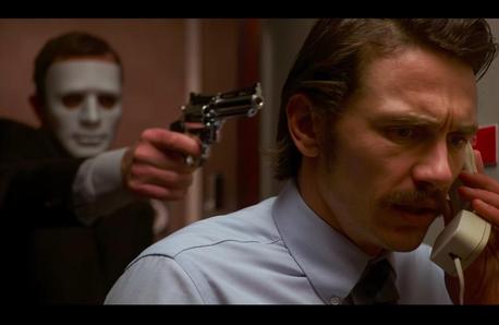 The Vault James Franco film trailer