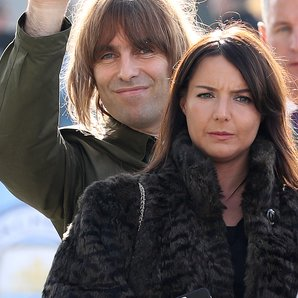 Liam Gallagher Debbie Gwyther 2016