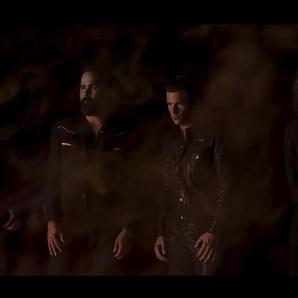 The Killers in Run For Cover video full shot