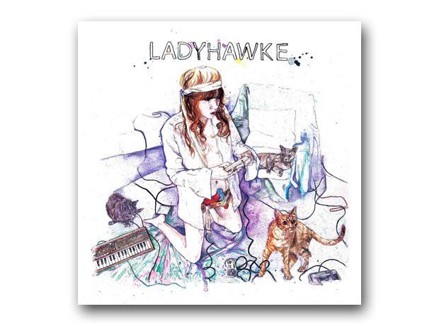 Ladyhawke - Ladyhawke album cover