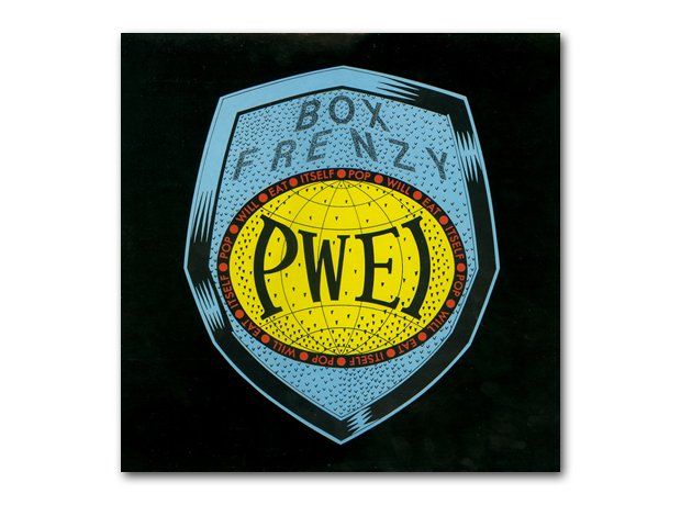 Pop Will Eat Itself - Box Frenzy album cover