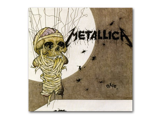 Metallica - One album cover