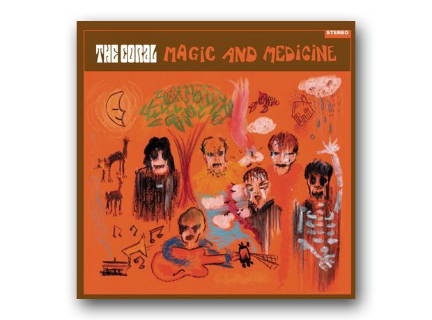 The Coral - Magic And Medicine album cover